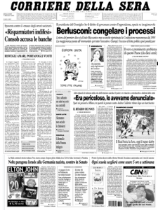 corsera 2003