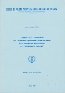 Abuso delle convenzioni internazionali