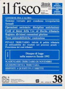 FISCO 1991 001